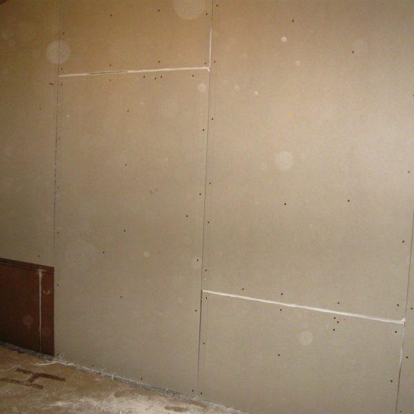 Odhlučněná stěna