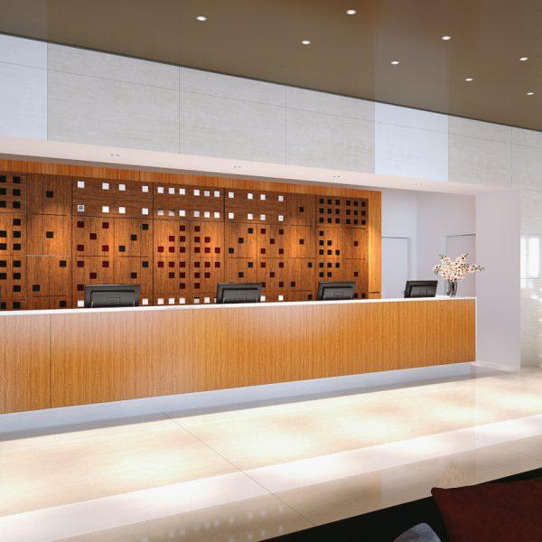 Akustický panel hotel