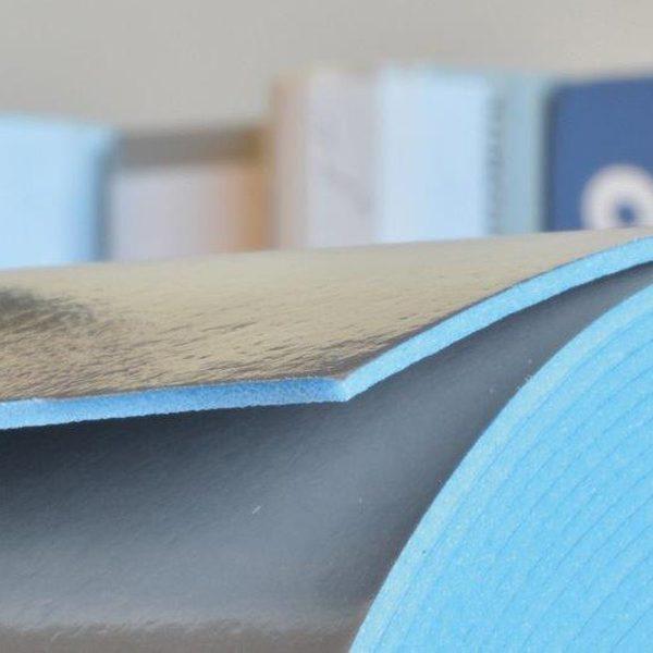 Kročejová izolace pod podlahu