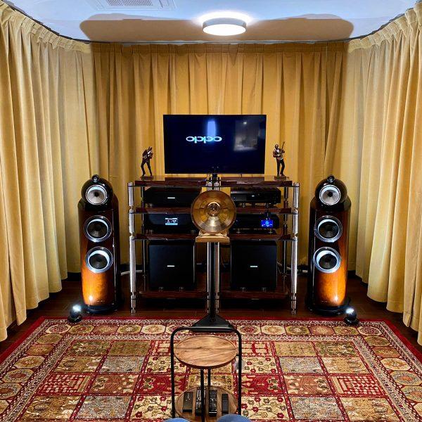 akustika domácího kina