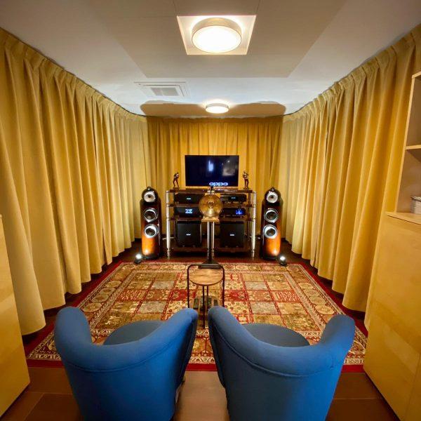 domácí kino akustika