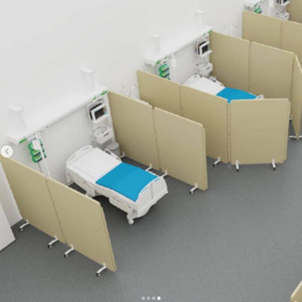 zvuková izolace nemocnice